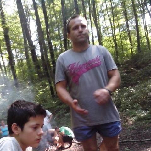 Sándor, 47 éves társkereső férfi - Komló