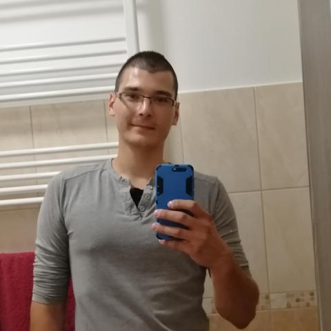 Máté, 26 éves társkereső férfi - Mezőkövesd