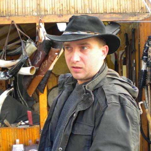 Tamás, 41 éves társkereső férfi - Polgár