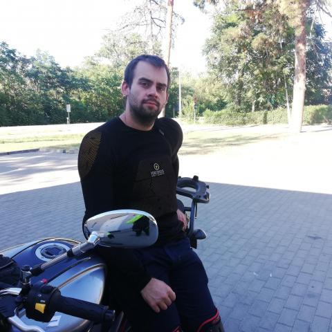 Gábor, 23 éves társkereső férfi - Békéssámson