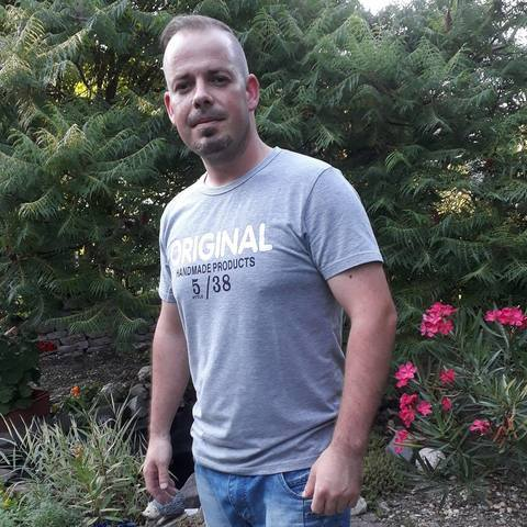 Ròbert, 36 éves társkereső férfi - Táborfalva