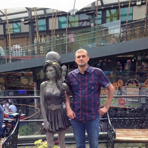 Robert, 45 éves társkereső férfi - London