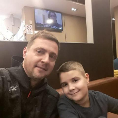 Gábor, 42 éves társkereső férfi - Paks