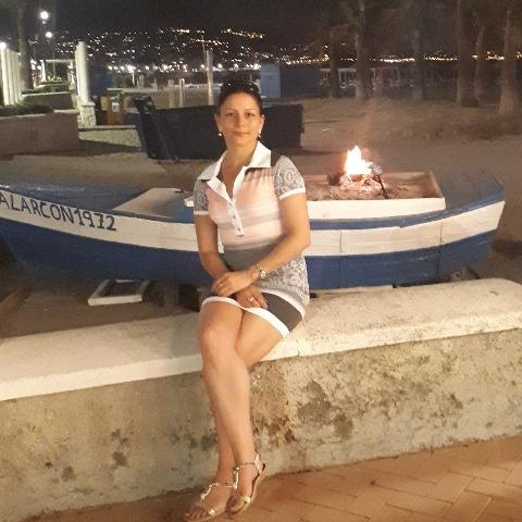 Eva, 31 éves társkereső nő - Fuengirola