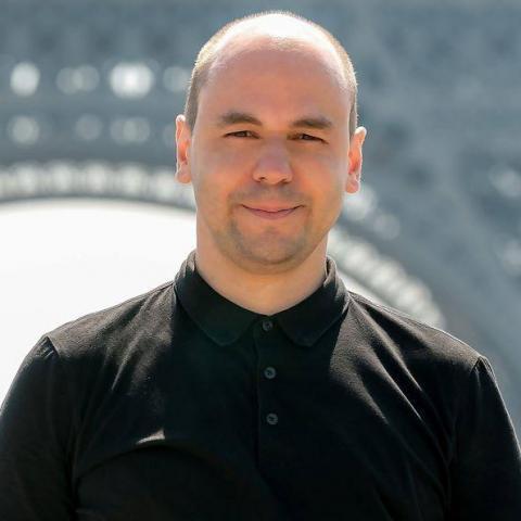 Gabor, 40 éves társkereső férfi - London