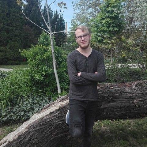 Máté, 20 éves társkereső férfi - Orosháza