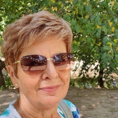 Györgyi, 68 éves társkereső nő - Érd