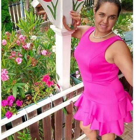 Amanda, 22 éves társkereső nő - Páty