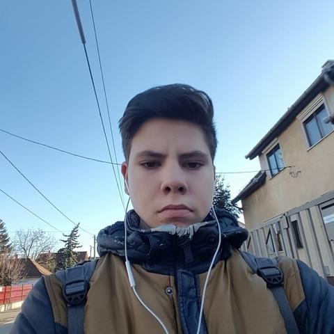 László, 19 éves társkereső férfi - Debrecen