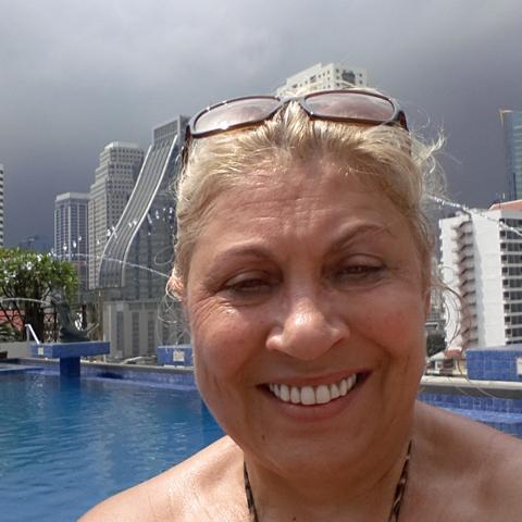 Ilona, 64 éves társkereső nő -
