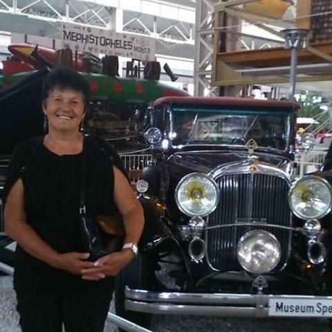 Mária, 70 éves társkereső nő - Kajdacs