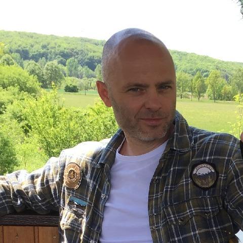 Viktor, 44 éves társkereső férfi - Budapest