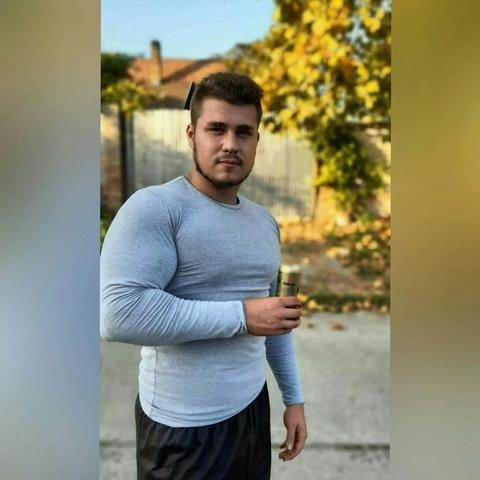 Dani, 19 éves társkereső férfi - Szekszárd