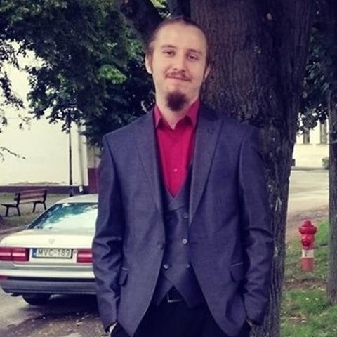 Béla, 26 éves társkereső férfi - Nyírkarász