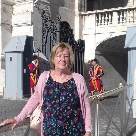 Ilona, 64 éves társkereső nő - Göd