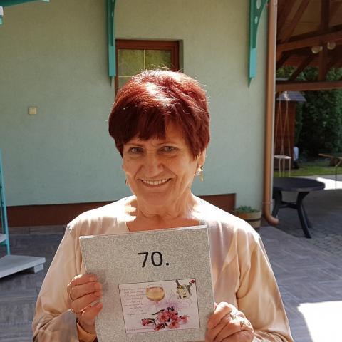 Anna, 72 éves társkereső nő - Kaposvár