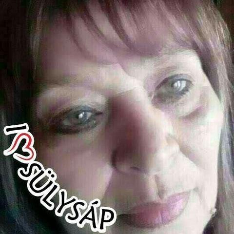 Edit, 64 éves társkereső nő - Sülysáp