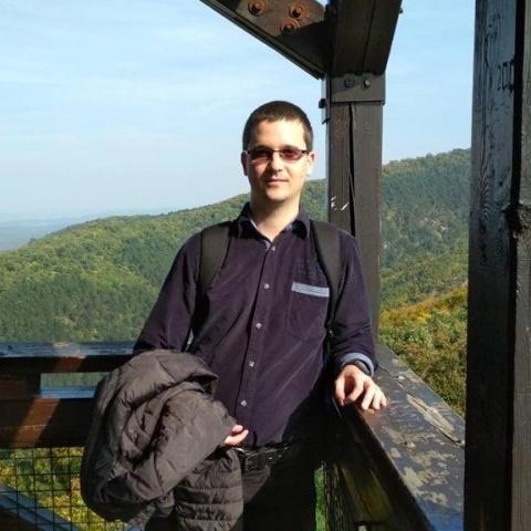 Balázs, 27 éves társkereső férfi - Kazincbarcika