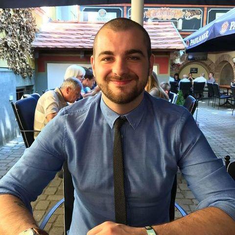 Krisztián, 25 éves társkereső férfi - Székesfehérvár