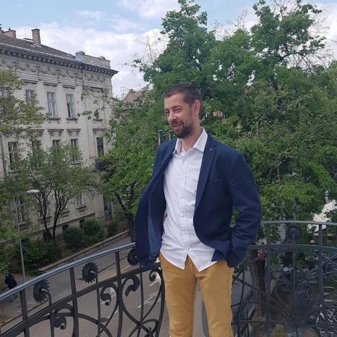Olivér, 41 éves társkereső férfi - Budapest