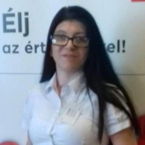 Andrea, 36 éves társkereső nő - Nyíregyháza