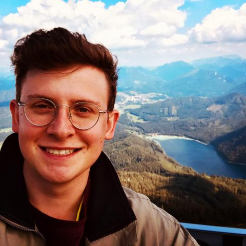 Márk, 25 éves társkereső férfi - Mariazell