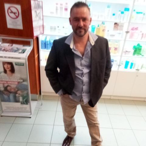 Sándor, 44 éves társkereső férfi - Szeged