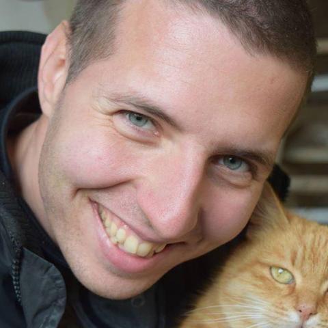 Balázs, 36 éves társkereső férfi - Szentmargitfalva
