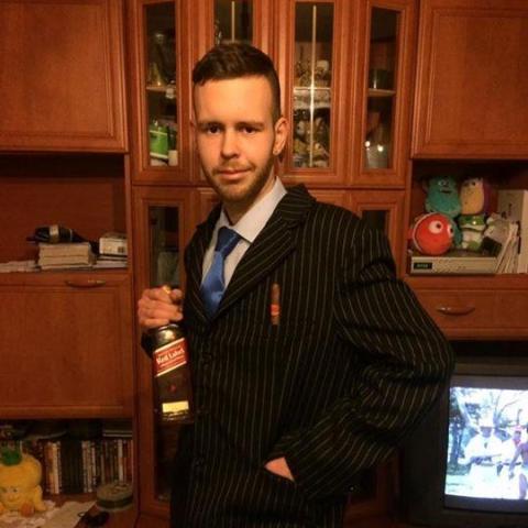 Kovács, 24 éves társkereső férfi - Nemti