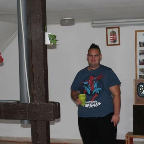 Szabolcs, 24 éves társkereső férfi - Pécs