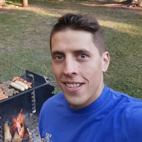 Endre, 23 éves társkereső férfi - Szentendre