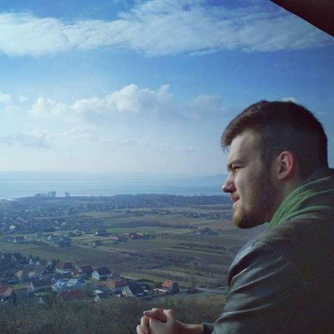 Benjámin, 22 éves társkereső férfi - Békéscsaba