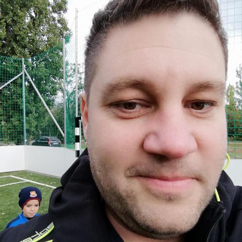 Balázs, 43 éves társkereső férfi - Budapest