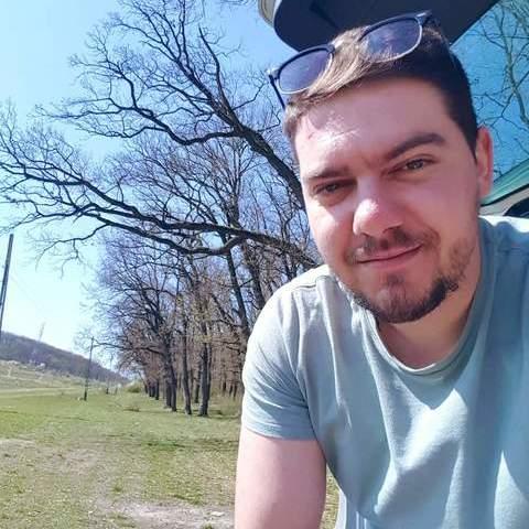 Balázs, 35 éves társkereső férfi - Mátészalka