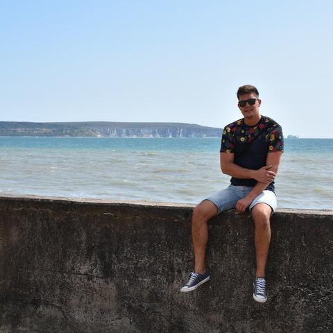 Roland, 30 éves társkereső férfi - Bournemouth