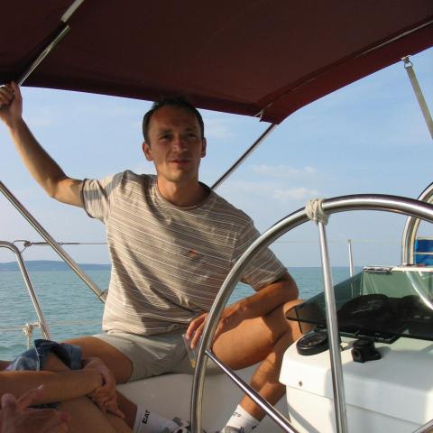 János, 38 éves társkereső férfi - Ságvár