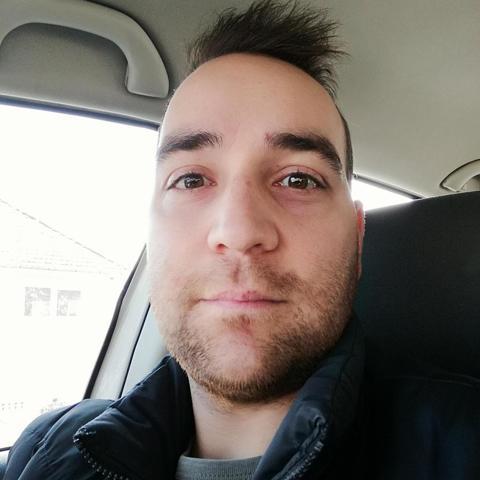 Roland, 36 éves társkereső férfi - Salgótarján