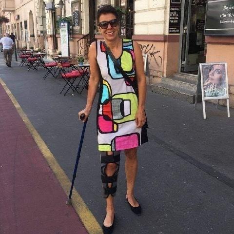 Lujza, 55 éves társkereső nő - Budapest