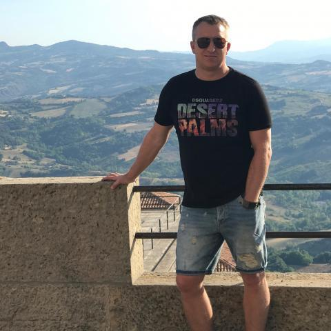 Levente, 45 éves társkereső férfi - Budapest