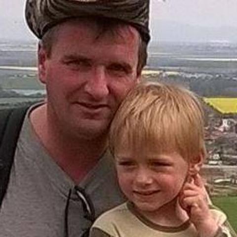 Marek, 47 éves társkereső férfi - Hidvégardó
