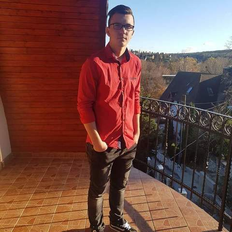 Gergő, 21 éves társkereső férfi - Miskolc
