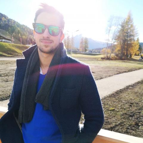 Balázs, 24 éves társkereső férfi - Nyíregyháza