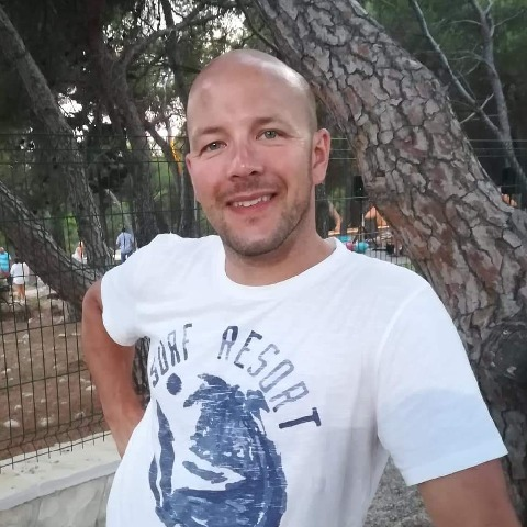 Balázs, 38 éves társkereső férfi - Sopron