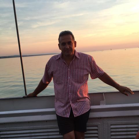 Gábor, 46 éves társkereső férfi - Tamási