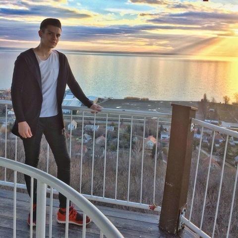Patrik, 22 éves társkereső férfi - Székesfehérvár
