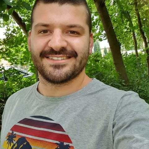Márk, 25 éves társkereső férfi - Adony