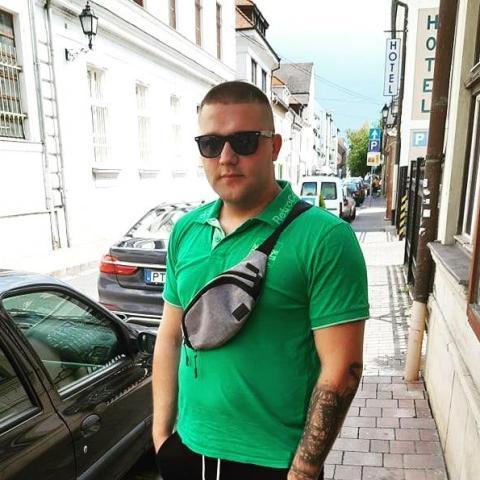 Dávid, 26 éves társkereső férfi - Létavértes