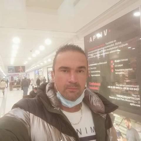 Roland, 37 éves társkereső férfi - Polgárdi