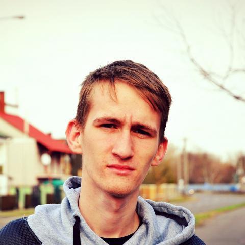 Béla, 22 éves társkereső férfi - Dombrád