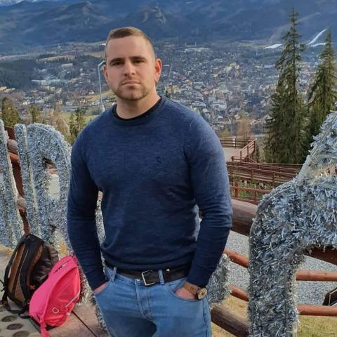 Ricsi, 25 éves társkereső férfi - Dorog